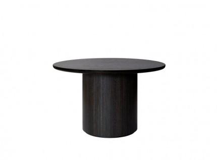 Coffee Table To Dining Table.Moon Wood Dining Table Skandinaviski Interjerai Skandinavų